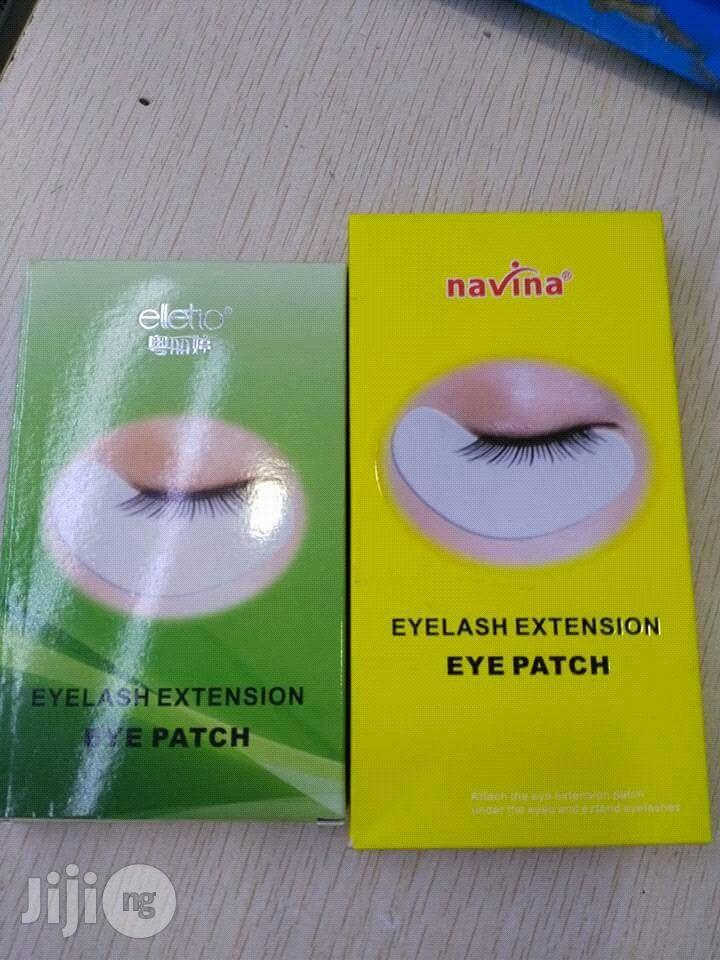 Eye Lash Extension Eye Patch