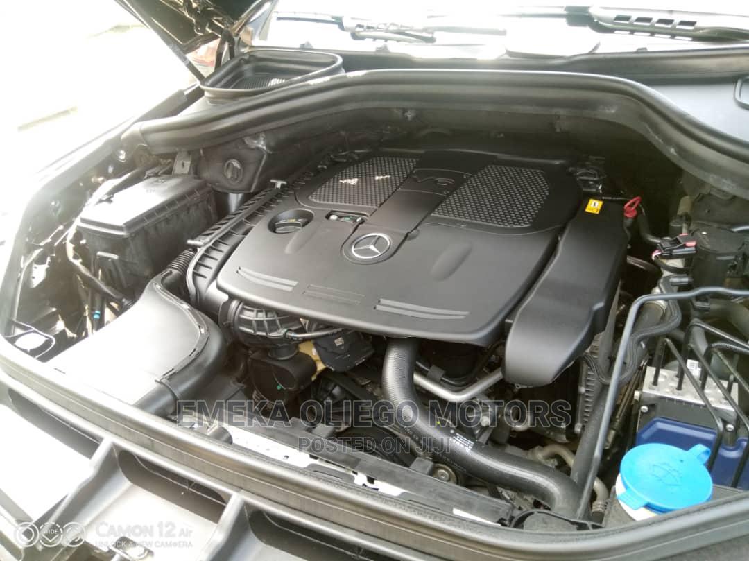 Mercedes-Benz M Class 2014 Black   Cars for sale in Amuwo-Odofin, Lagos State, Nigeria