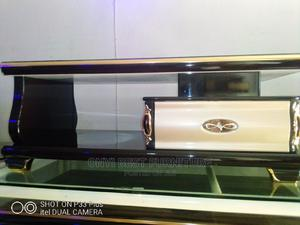 Glass Tv Stand   Furniture for sale in Lagos State, Ikeja