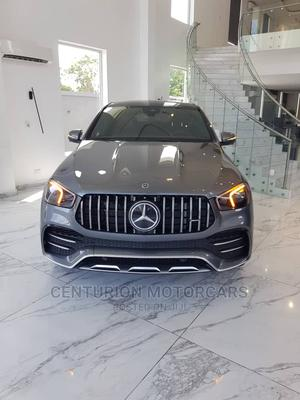New Mercedes-Benz GLE-Class 2021 Gray | Cars for sale in Lagos State, Victoria Island