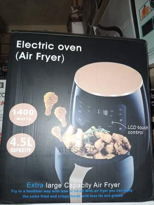 Electric Air Fryer Oven Good Quality   Kitchen Appliances for sale in Lagos State, Ojo