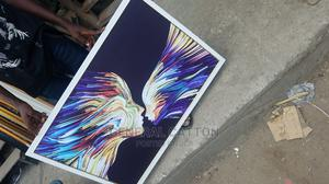 Canvas Prints Painting Modern Abstract Colorful Wall Art | Arts & Crafts for sale in Lagos State, Victoria Island