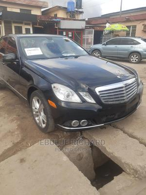 Mercedes-Benz E350 2010 Black   Cars for sale in Lagos State, Surulere