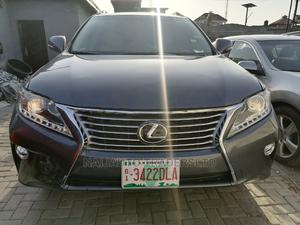 Lexus RX 2015 350 FWD Gray | Cars for sale in Lagos State, Surulere