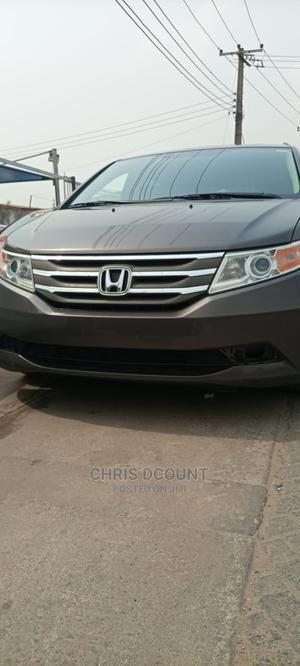 Honda Odyssey 2013 EX-L Gray | Cars for sale in Lagos State, Isolo