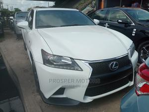 Lexus GS 2014 White | Cars for sale in Lagos State, Apapa
