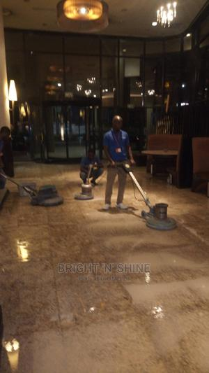 Granite Marble Polishing With Crystallization   Cleaning Services for sale in Lagos State, Ikeja
