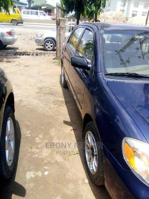Toyota Corolla 2004 LE Blue | Cars for sale in Lagos State, Ifako-Ijaiye
