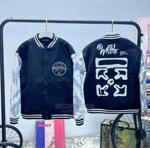 High Quality OFF-WHITE Luxury Jackets for Men   Clothing for sale in Abuja (FCT) State, Maitama