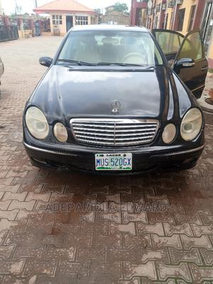 Mercedes-Benz E320 2003 Black | Cars for sale in Oyo State, Ibadan