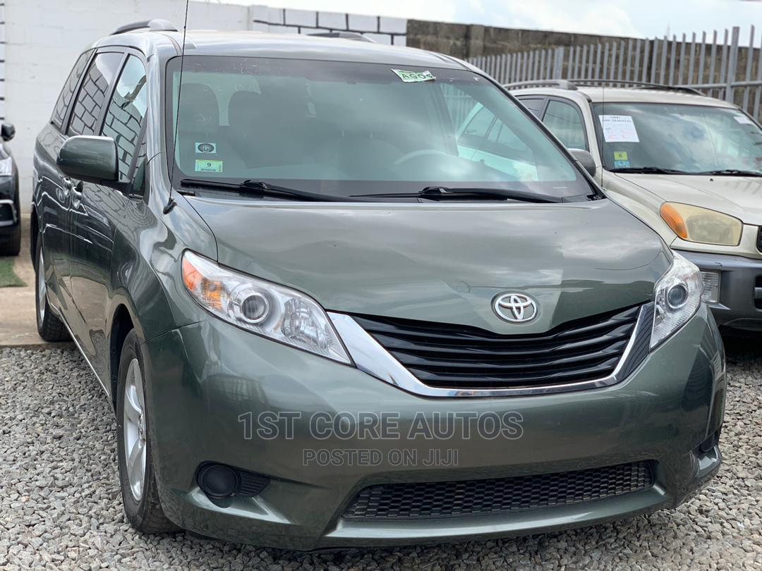 Toyota Sienna 2014 Green   Cars for sale in Ikeja, Lagos State, Nigeria