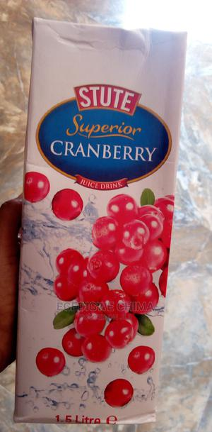 Cranberry Juice Stute | Meals & Drinks for sale in Abia State, Umuahia