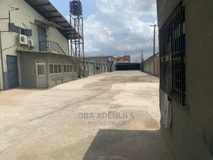 3 Bay Warehouse for Sale on 2 Acres of Land at Okota Road | Commercial Property For Sale for sale in Isolo, Okota