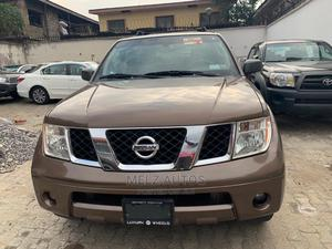 Nissan Pathfinder 2005 Gold | Cars for sale in Lagos State, Ikeja