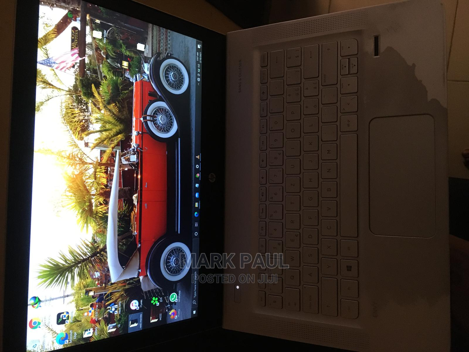 Archive: Laptop HP Envy 13t 8GB Intel Core I5 SSD 256GB