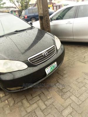 Toyota Corolla 2005 LE Black   Cars for sale in Lagos State, Apapa