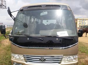 Toyota Coaster 2010 Beige | Buses & Microbuses for sale in Lagos State, Ikeja