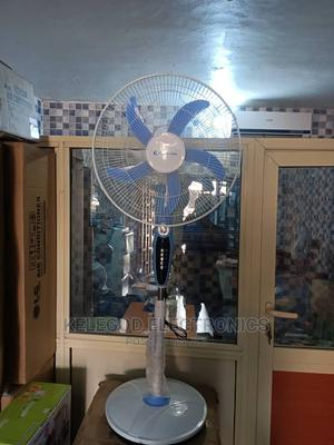 18''inches Technocool Rechargeable Fan | Home Appliances for sale in Lagos State, Lekki