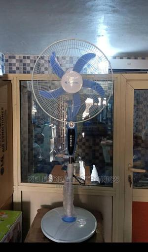"""18""""Inches Technocool Rechargeable Fan 