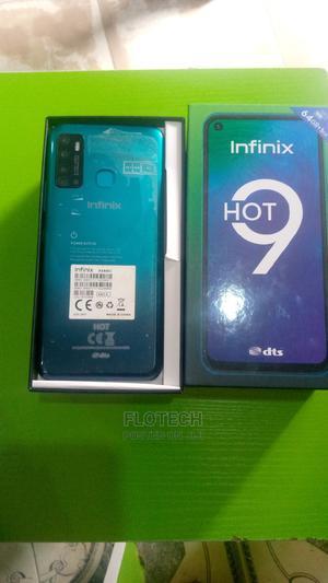 Infinix Hot 9 64 GB Green   Mobile Phones for sale in Ekiti State, Ado Ekiti