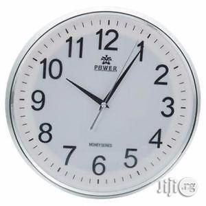 Wifi Power Spy Video Camera Wall Clock.   Security & Surveillance for sale in Lagos State