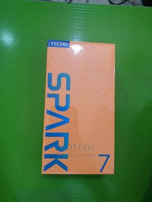 New Tecno Spark 7 64 GB Blue | Mobile Phones for sale in Ekiti State, Ado Ekiti