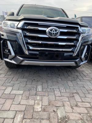 Toyota Land Cruiser 2020 4.0 V6 GXR Black | Cars for sale in Lagos State, Lekki
