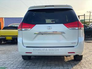 Toyota Sienna 2011 Limited 7 Passenger White | Cars for sale in Lagos State, Lekki