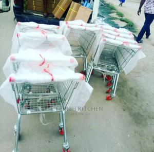 Supermarket Trolley   Store Equipment for sale in Lagos State, Ikoyi