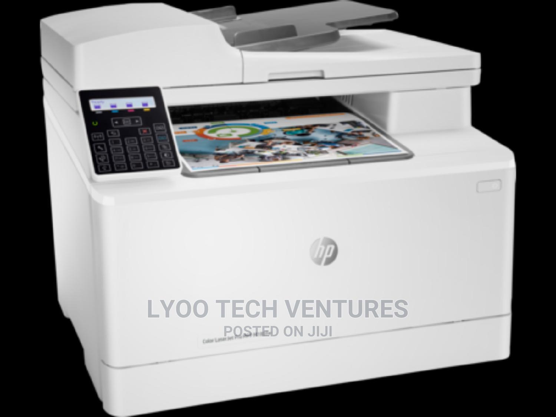 Archive: Hp Laserjet Colour Printer