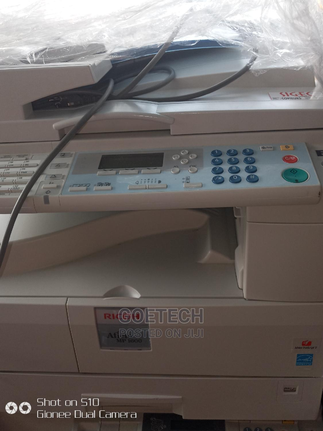 Ricoh Photocopy Machine.   Printers & Scanners for sale in Surulere, Lagos State, Nigeria