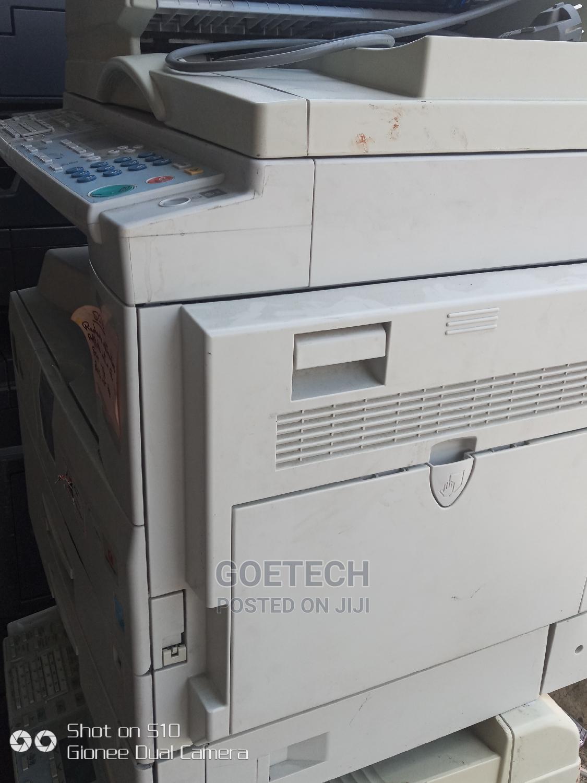 Ricoh Photocopy Machine.
