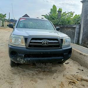 Toyota Tacoma 2008 Access Cab Silver | Cars for sale in Lagos State, Ajah