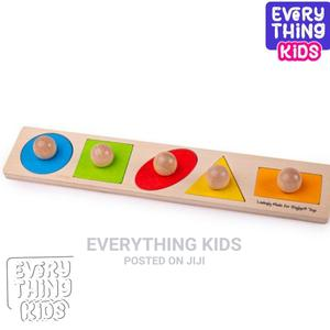 Shape Matching Board | Toys for sale in Lagos State, Ojodu