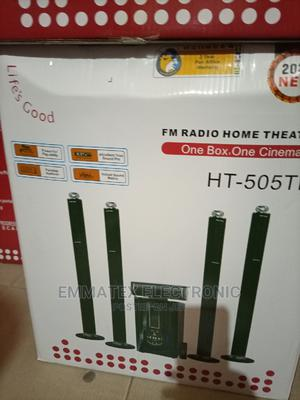 LG 505 Radio Home Theater System | Audio & Music Equipment for sale in Lagos State, Victoria Island