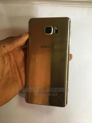 Samsung Galaxy Note 5 32 GB Gold | Mobile Phones for sale in Rivers State, Port-Harcourt