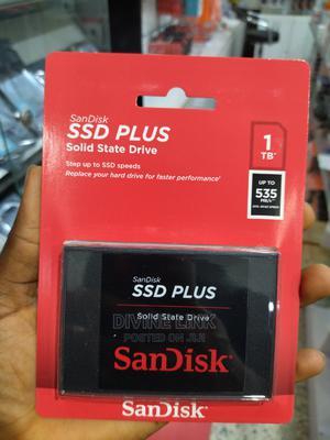 Sandisk SSD Plus 1TB Internal | Computer Hardware for sale in Lagos State, Ikeja