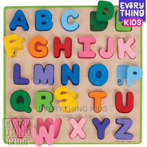 Chunky Alphabet Puzzle | Toys for sale in Lagos State, Ojodu