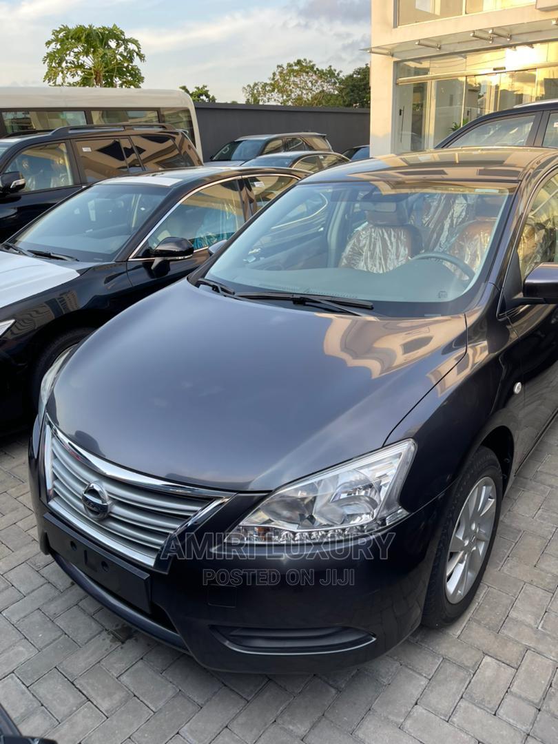 New Nissan Sentra 2017 Gray