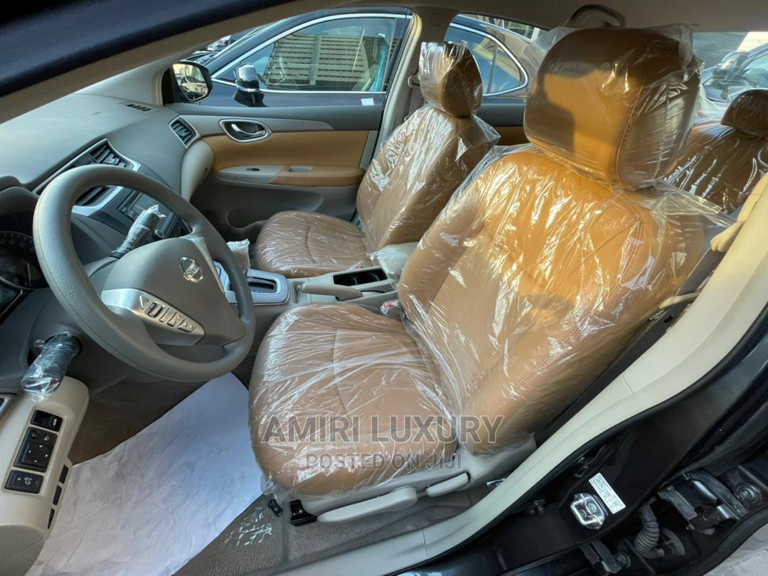 New Nissan Sentra 2017 Gray | Cars for sale in Victoria Island, Lagos State, Nigeria