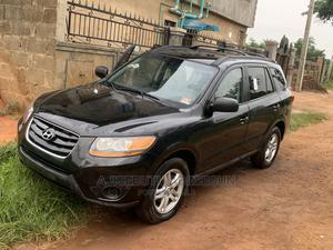 Hyundai Santa Fe 2010 Black | Cars for sale in Ogun State, Sagamu