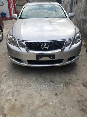 Lexus GS 2008 350 AWD Silver | Cars for sale in Lagos State, Magodo