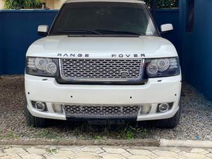 Land Rover Range Rover Vogue 2010 White | Cars for sale in Abuja (FCT) State, Central Business District