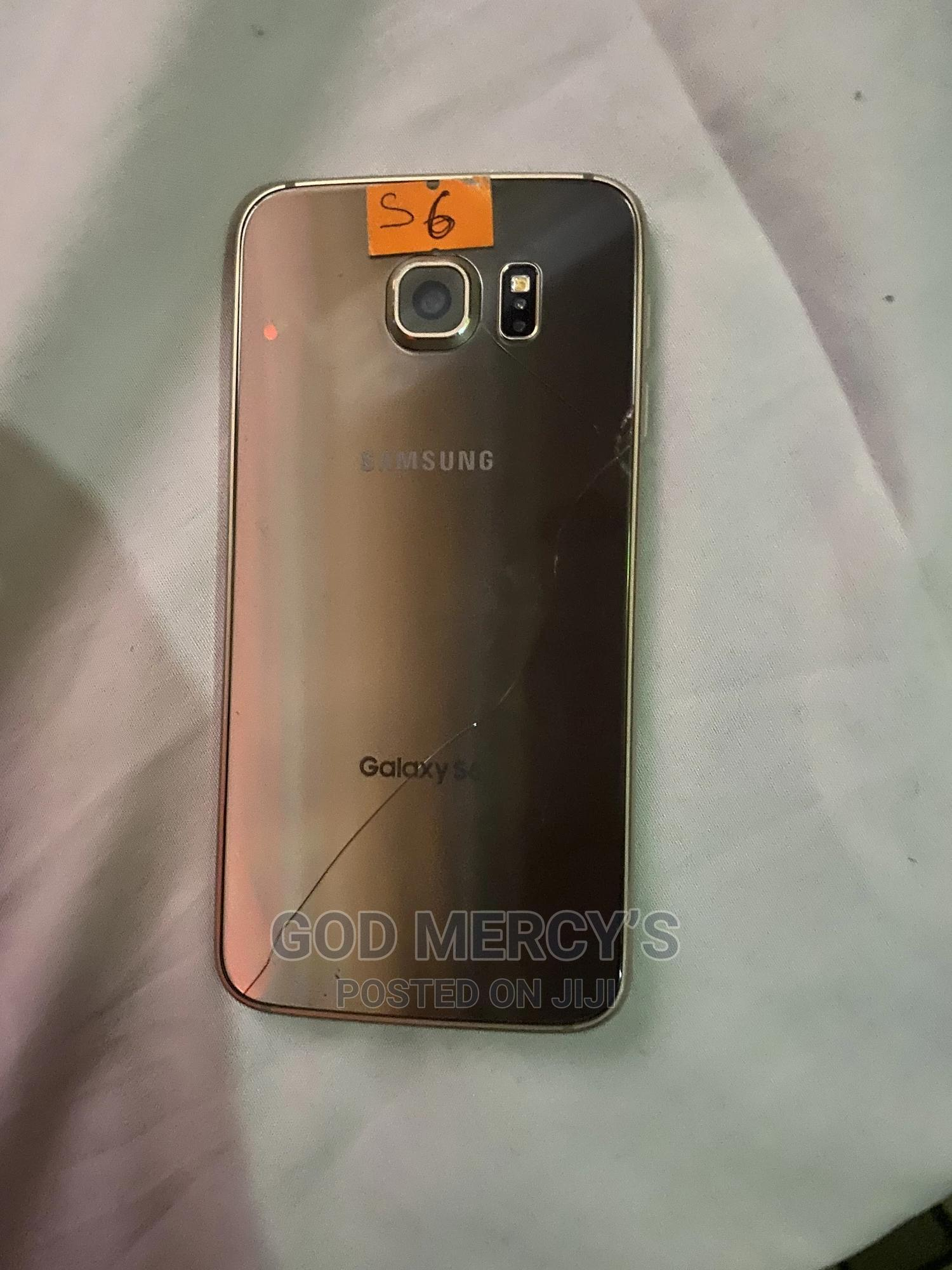 Samsung Galaxy S6 Plus 32 GB Gold