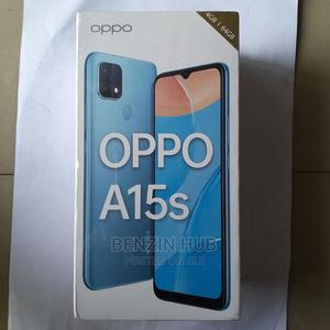 New Oppo A15s 64 GB Black   Mobile Phones for sale in Lagos State, Ikeja