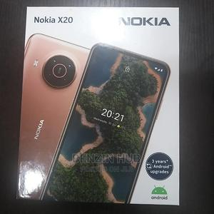 New Nokia X20 128 GB Black | Mobile Phones for sale in Lagos State, Ikeja