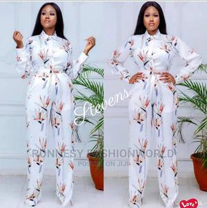 Elegant Classic Trendy Female Quality Trouser and Shirt | Clothing for sale in Lagos State, Ikeja