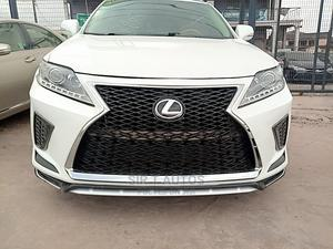 Lexus RX 2010 350 White | Cars for sale in Oyo State, Ibadan
