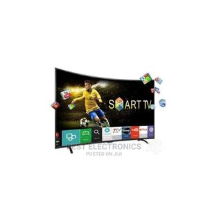 Polystar 40 Inches Curve Smart TV With Inbuilt NETFLIX . | TV & DVD Equipment for sale in Abuja (FCT) State, Gwarinpa