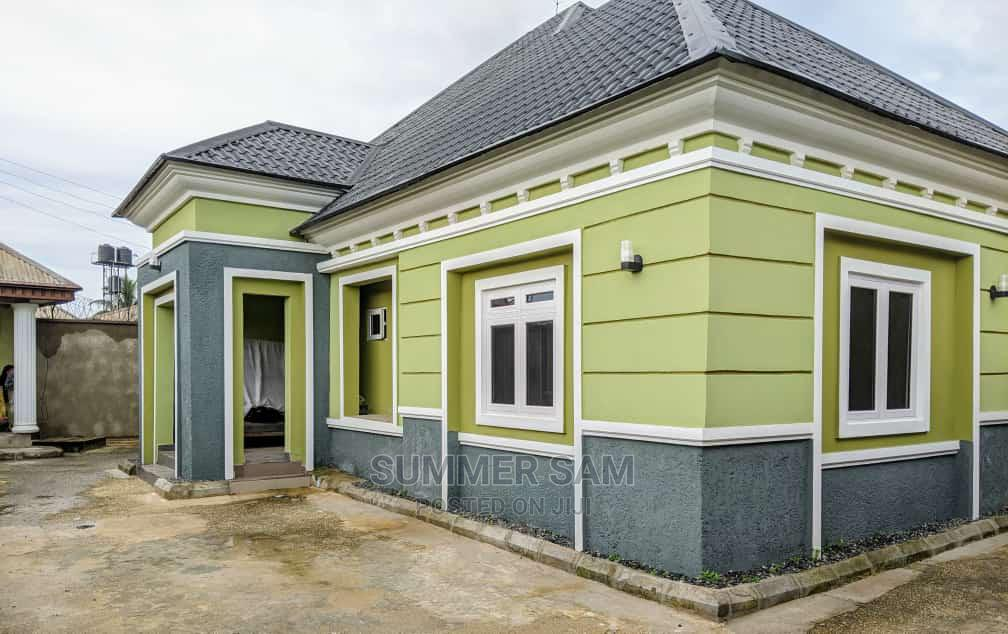 Archive: 3bdrm Bungalow in Osongama Estate, Uyo for Sale